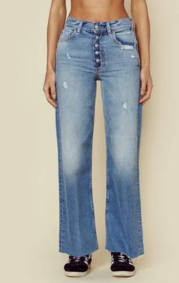 Mikey Boyish THE WIDE LEG FLARE JEAN