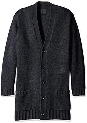 Vince Men's Cardigan Coat