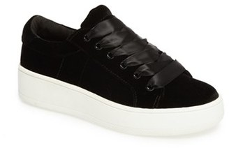 Women's Steve Madden Bertie-V Platform Sneaker $69.95 thestylecure.com