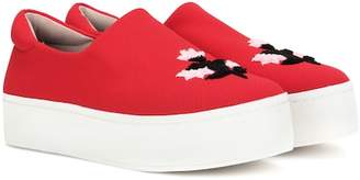 Opening Ceremony Cici platform slip-on sneakers