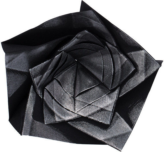 Issey MiyakeIssey Miyake Origami Flower brooch