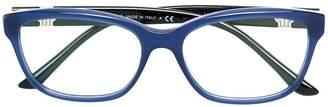 Bulgari square shaped glasses