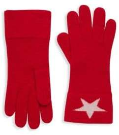 Portolano Star Rabbit Hair Gloves