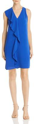 Adrianna Papell Gauzy Crepe Dress - 100% Exclusive