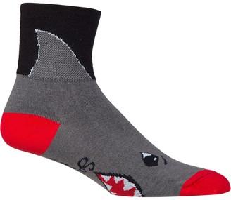 Sockguy SockGuy Shark 3in Sock