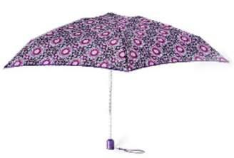 Vera Bradley Lilac Medallion Mini-Umbrella