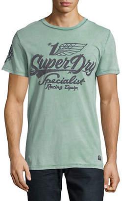 Superdry Premium Equipment Graphic T-Shirt
