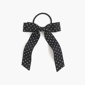 J.Crew Petersham ribbon hair tie