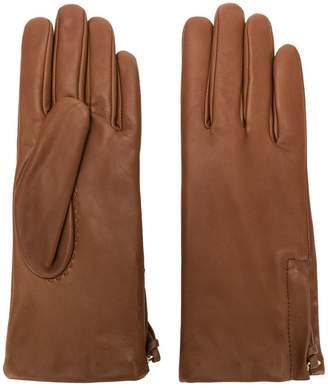 Filippa K Filippa-K side zipped gloves