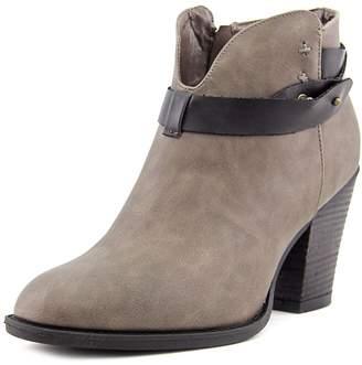 XOXO Womens Karol Closed Toe Ankle Fashion Boots