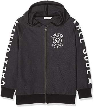 Name It Boy's Nkmhasse Unb Card Sweat Jacket