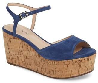 Schutz Heloise Platform Wedge Sandal (Women)