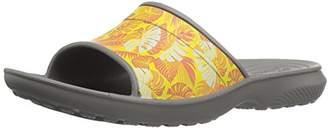 Crocs Unisex Classic Tropics Slide Sandal