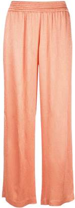 Sally LaPointe wide-leg trousers