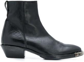 Moma Mexico city boots
