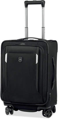 """Victorinox Werks Traveler 5.0 20"""" Carry-On Expandable Dual Caster Spinner Suitcase"""
