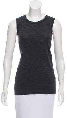 Caroline Constas Sleeveless Wool Top w/ Tags