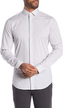 Theory Cedrick Piumi Hidden Button Shirt