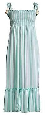 Cool Change coolchange Women's Piper Toiny Stripe Midi Dress