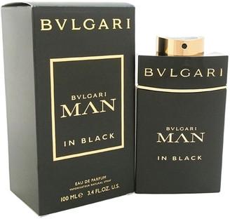 Bvlgari Bulgari Man In Black 3.4Oz Men's Eau De Parfum Spray
