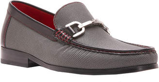 Donald J Pliner Men's Niles2 Bit Loafer