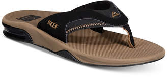 Reef Men's Fanning Thong Sandals with Bottle Opener Men's Shoes