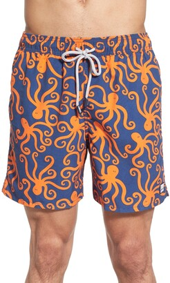 Trunks Tom & Teddy 'Octopus Pattern' Swim