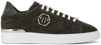 Philipp Plein Hexagonal low-top sneakers