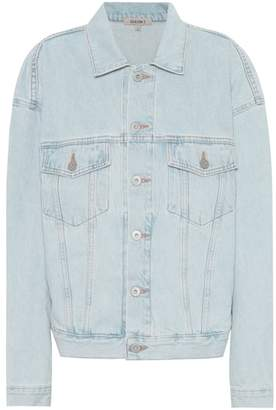 Yeezy Oversized denim jacket (SEASON 5)