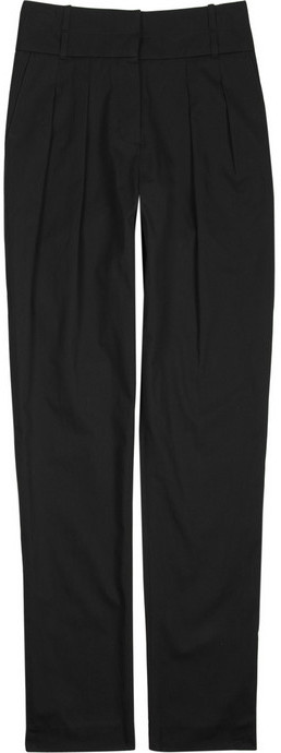 Vanessa Bruno Tapered cotton pants