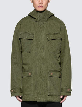 Diamond Supply Co. Recon Fishtail Parka