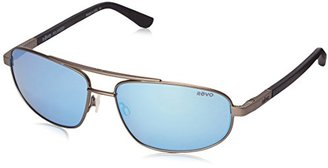 Revo RE 1013 Nash Polarized Aviator Sunglasses $229 thestylecure.com