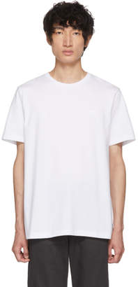 Dickies Construct White Construct Logo T-Shirt