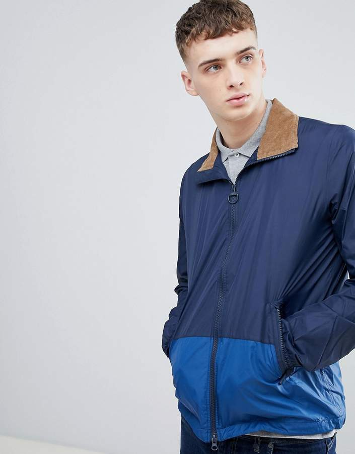 – Pelham – Leichte Jacke in Blau