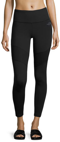 The North FaceThe North Face Motivation Mesh Performance Leggings, Black