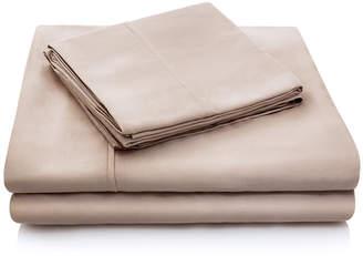 Malouf Woven 300 Thread Count Tencel Split California King Sheet Set Bedding