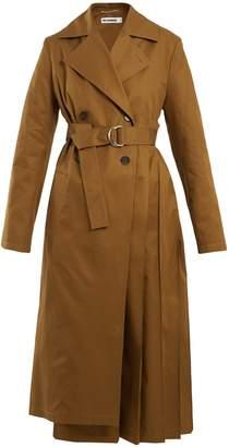 Jil Sander Esprit cotton trench coat
