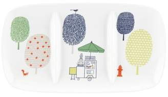 Kate Spade Hopscotch About Town 3-Slot Dish