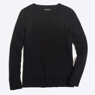 J.Crew Factory Cotton-wool Teddie sweater