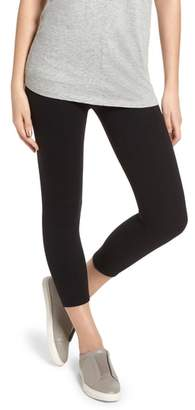 Nordstrom High Waist Crop Leggings