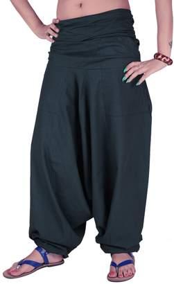 2eb9cfc2c6 N. Skirts 'N Scarves SNS Pure Cotton Harem Pant Indian Trouser Yoga Pant