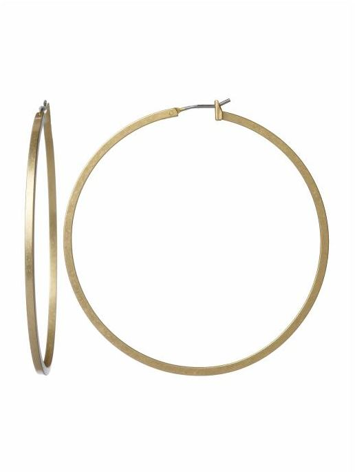 Kenneth Cole New York Medium Hoops
