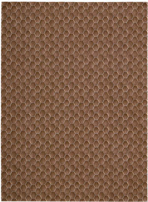 "Calvin Klein Home Area Rug, CK11 Loom Select Neutrals LS16 Pasture Fawn 9'6"" x 13'"