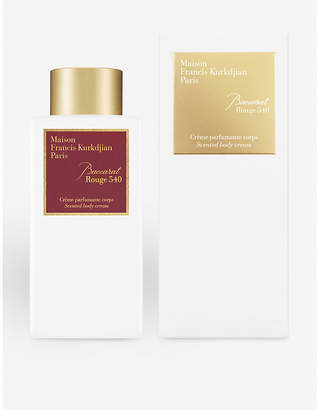 Francis Kurkdjian Baccarat Rouge 540 body cream 250ml