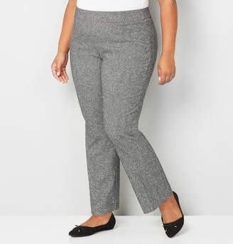 Avenue Super Stretch Tweed Pant