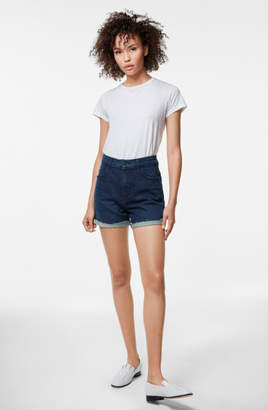 J Brand Joan High-Rise Short In Ambience