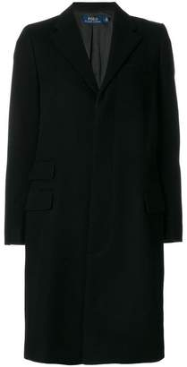 Polo Ralph Lauren classic single-breasted coat