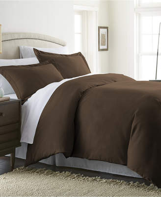 Ienjoy Home Home Collection Premium Ultra Soft 3 Piece Duvet Cover Set, Queen Bedding