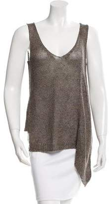Brochu Walker Knit Sleeveless Top w/ Tags