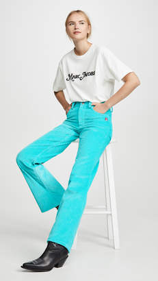 Marc Jacobs The Corduroy Flared Jeans